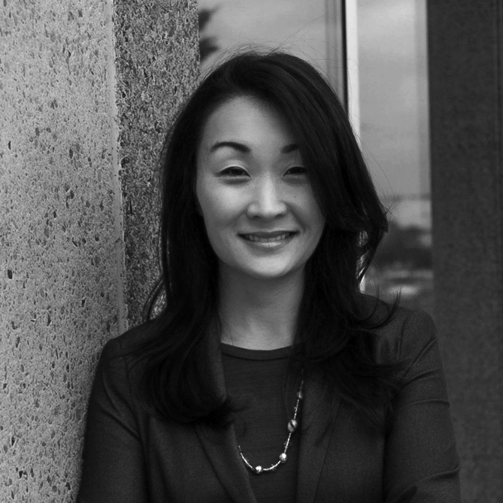 Headshot of board member Julia Rim Shepard