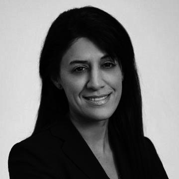 Headshot of board vice-chair Michelle Gauci