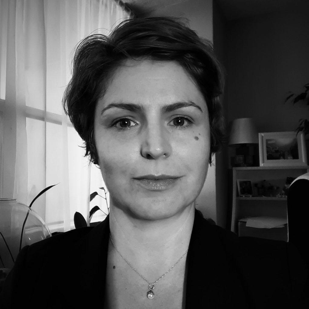 Headshot of board member Rozeta Aleksov