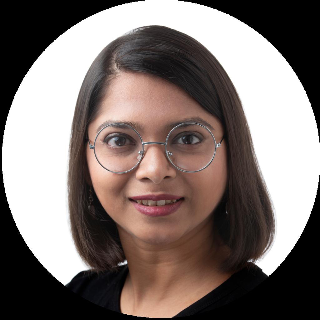 Headshot of staff member Akshata Naik